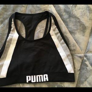 Set of two Puma Sports bras. Like Mew sz LG
